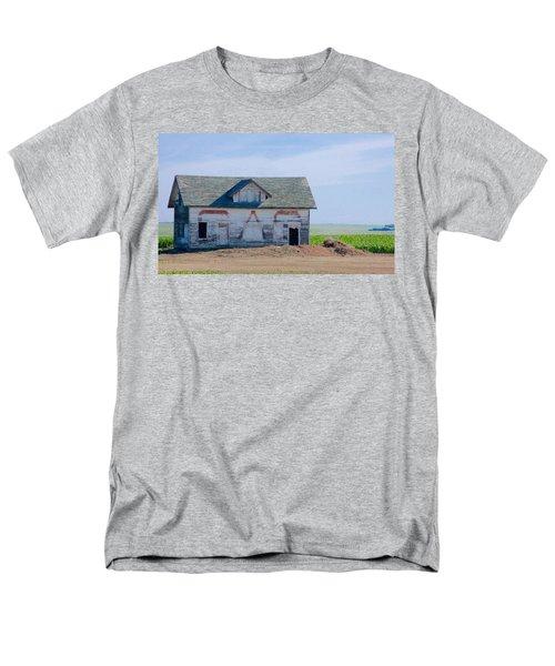 Men's T-Shirt  (Regular Fit) featuring the photograph Gas by Susan Crossman Buscho