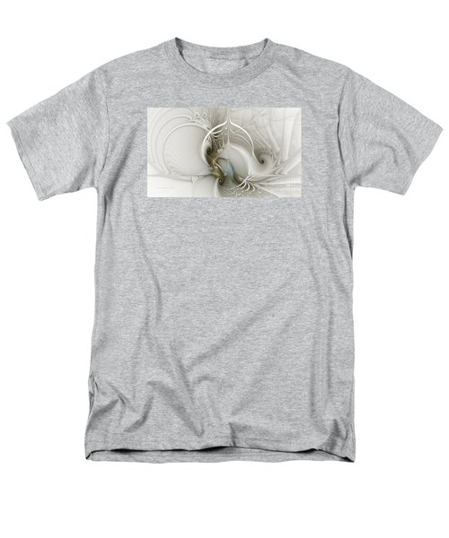Gateway To Heaven-fractal Art Men's T-Shirt  (Regular Fit) by Karin Kuhlmann