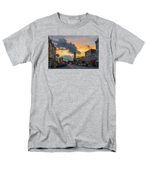 Georgetown Ky Summer Evening Men's T-Shirt  (Regular Fit)