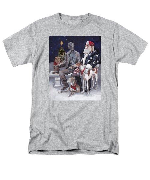 Gettysburg Christmas Men's T-Shirt  (Regular Fit)