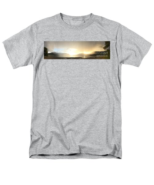 Glittering Shower Men's T-Shirt  (Regular Fit) by Victor K