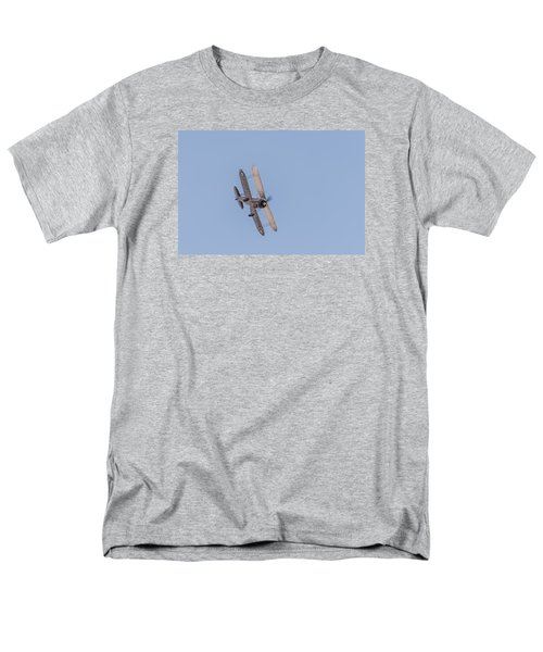 Gloster Gladiator  Men's T-Shirt  (Regular Fit) by Gary Eason