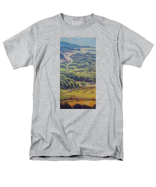 Glow Of The Rising Sun Men's T-Shirt  (Regular Fit)
