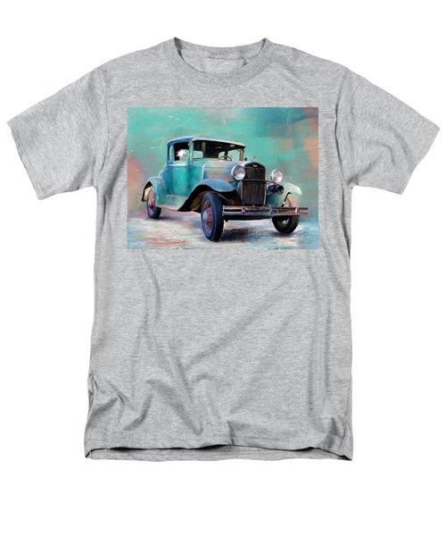 Going Visiting Men's T-Shirt  (Regular Fit) by Debra Baldwin