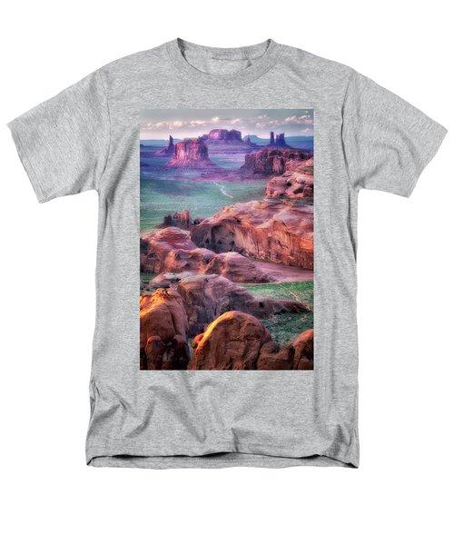 Golden Hour  Men's T-Shirt  (Regular Fit) by Nicki Frates