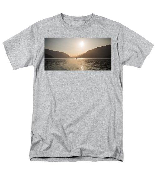 Golden Rowers Men's T-Shirt  (Regular Fit)