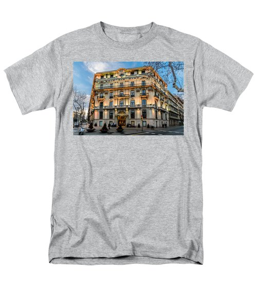 Gran Hotel Havana Men's T-Shirt  (Regular Fit) by Randy Scherkenbach