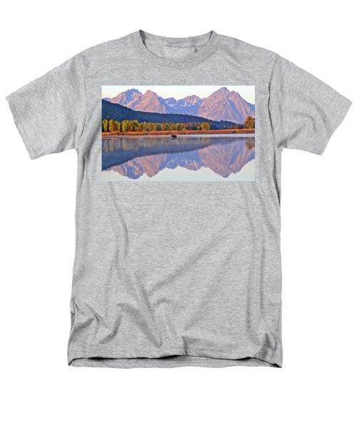 Grand Reflections Men's T-Shirt  (Regular Fit) by Scott Mahon
