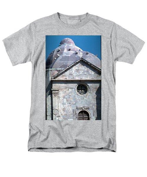 Greek Orthodox Church Men's T-Shirt  (Regular Fit) by Flavia Westerwelle