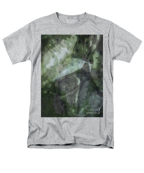 Men's T-Shirt  (Regular Fit) featuring the photograph Green Mist by Kathie Chicoine