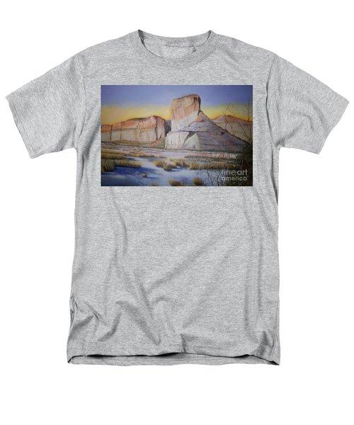 Green River Wyoming Men's T-Shirt  (Regular Fit)