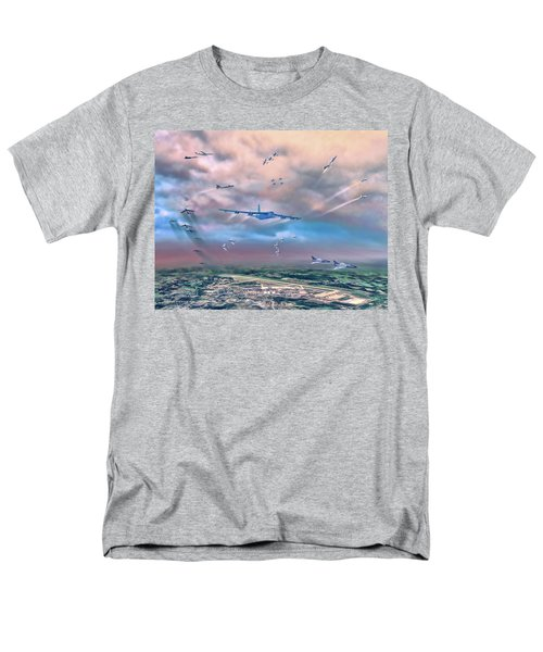 Griffiss Afb Rome Ny Men's T-Shirt  (Regular Fit) by Dave Luebbert