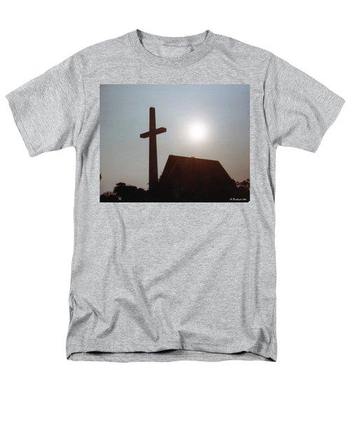 Men's T-Shirt  (Regular Fit) featuring the photograph Guiding Light by Betty Northcutt