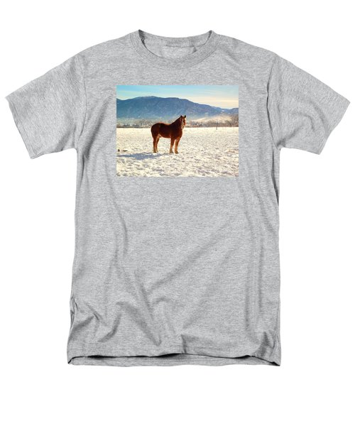 Men's T-Shirt  (Regular Fit) featuring the photograph Gus by Deborah Moen