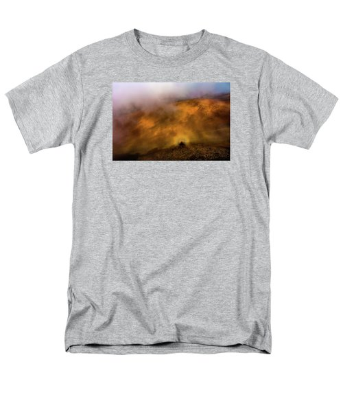 Men's T-Shirt  (Regular Fit) featuring the photograph Haleakala Halo by M G Whittingham
