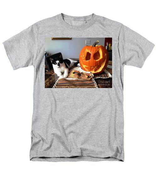 Halloween Men's T-Shirt  (Regular Fit) by Vicky Tarcau