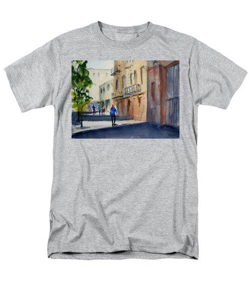 Hang Ah Alley Men's T-Shirt  (Regular Fit) by Tom Simmons
