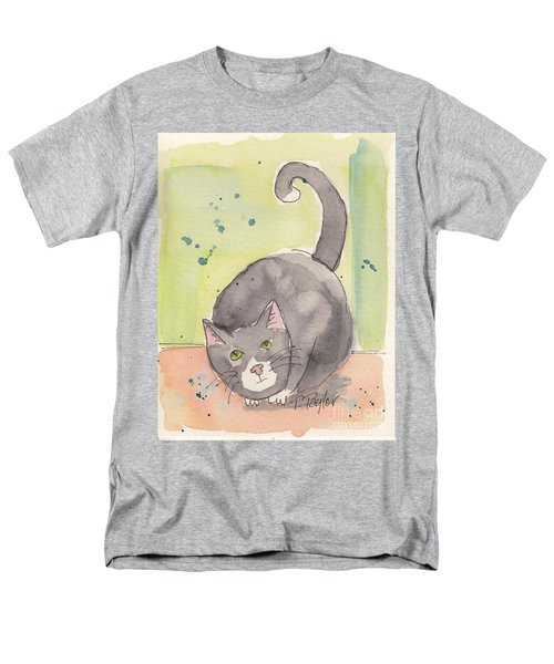 Happy Tuxedo Men's T-Shirt  (Regular Fit) by Terry Taylor