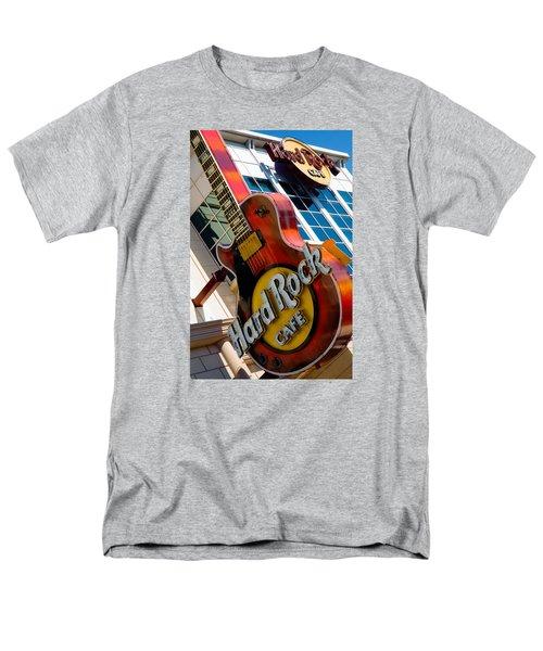 Hard Rock Cafe Niagara Men's T-Shirt  (Regular Fit) by Bob Pardue