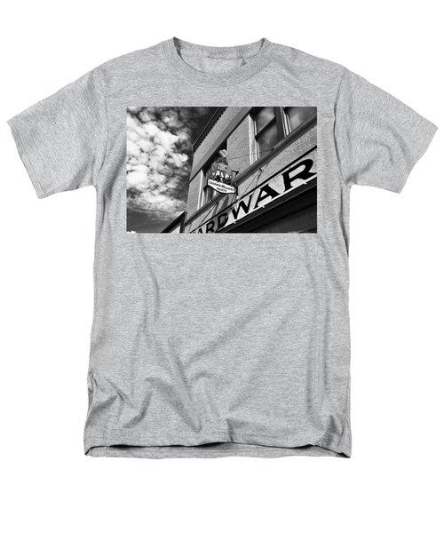 Hardware Men's T-Shirt  (Regular Fit) by David Lee Thompson