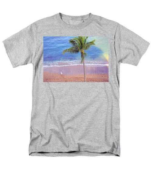 Men's T-Shirt  (Regular Fit) featuring the photograph Hawaiian Morning by Kathy Bassett
