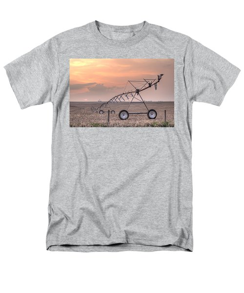 Hdr Sunset With Pivot Men's T-Shirt  (Regular Fit) by Art Whitton