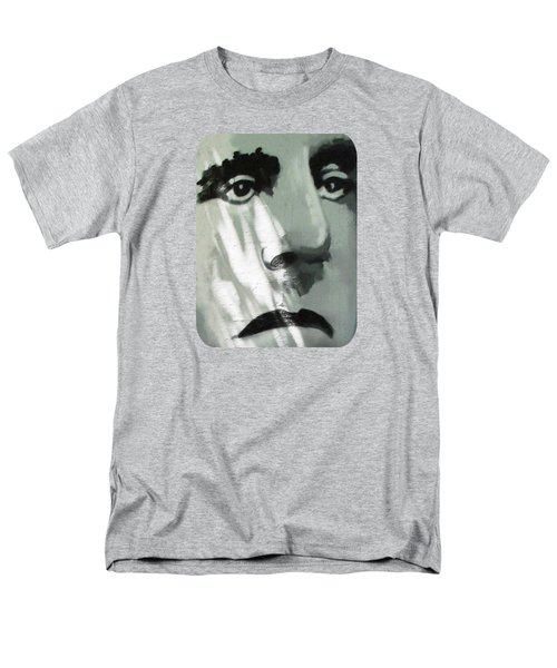Men's T-Shirt  (Regular Fit) featuring the photograph He Is Not Amused by Ethna Gillespie