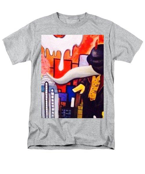 Heaven On Earth  Men's T-Shirt  (Regular Fit) by Inga Kirilova