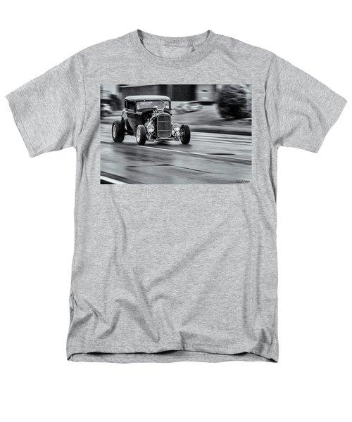 Hemi Powered 1932 Ford 5 Window Coupe Men's T-Shirt  (Regular Fit) by Ken Morris