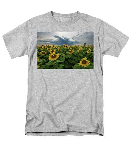 Here Comes The Sun Men's T-Shirt  (Regular Fit) by Aaron J Groen