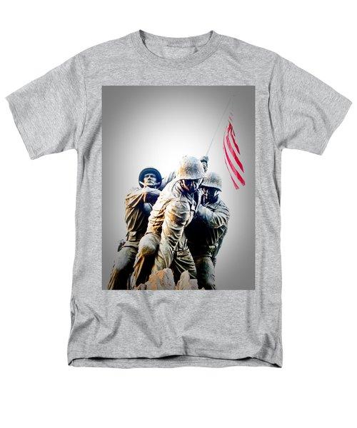 Heroes Men's T-Shirt  (Regular Fit) by Julie Niemela