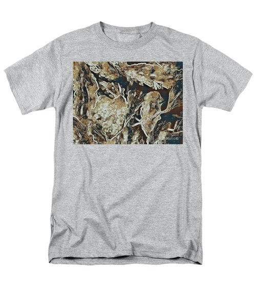 Men's T-Shirt  (Regular Fit) featuring the photograph Hidden In Plain Sight by Kathie Chicoine