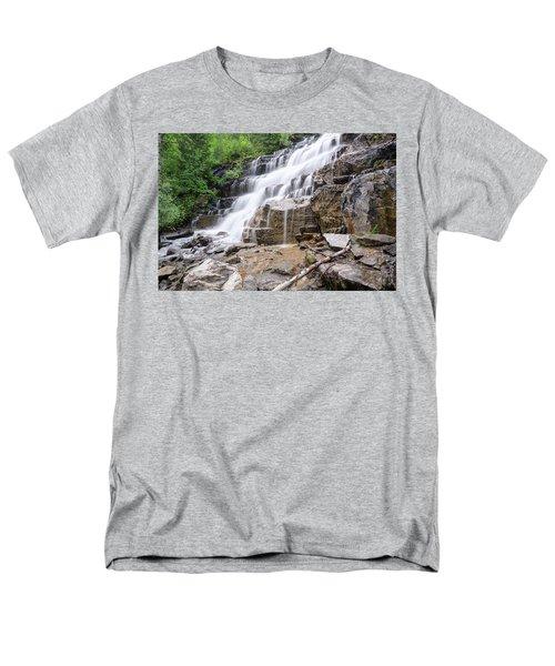 Hidden Waterfalls Men's T-Shirt  (Regular Fit)