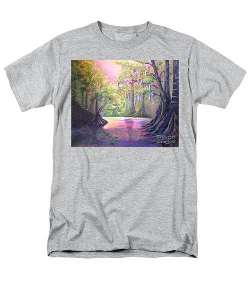 Withlacoochee River Nobleton Florida Men's T-Shirt  (Regular Fit)