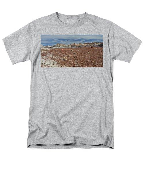 Men's T-Shirt  (Regular Fit) featuring the photograph Hillside Hues by Gary Kaylor