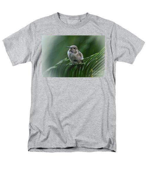 Hint Of Purple Men's T-Shirt  (Regular Fit) by Debby Pueschel