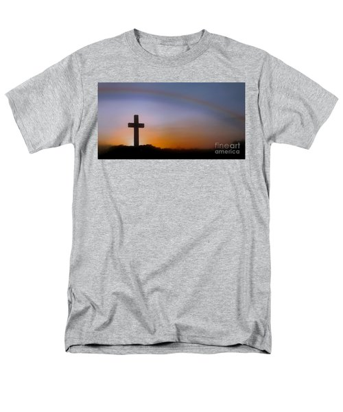 Men's T-Shirt  (Regular Fit) featuring the photograph His Promise by Benanne Stiens
