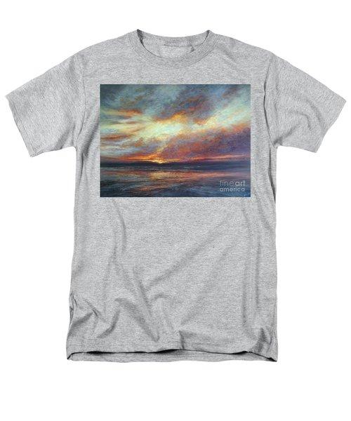 Holding On A Little Longer Men's T-Shirt  (Regular Fit) by Valerie Travers