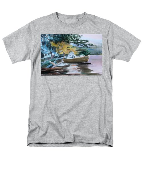 Homage To Winslow Homer Men's T-Shirt  (Regular Fit) by Mindy Newman