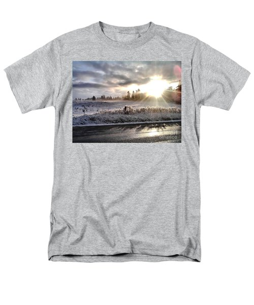Hope  Men's T-Shirt  (Regular Fit) by Rory Sagner