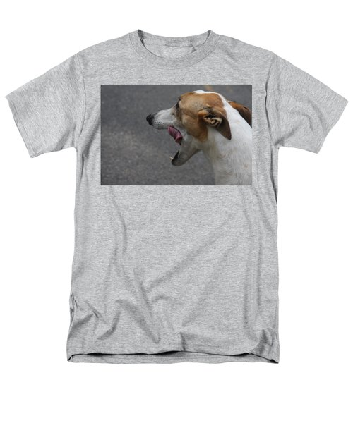Hound Portrait Men's T-Shirt  (Regular Fit) by Vadim Levin