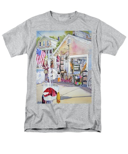 Hull Of A Shoppe Men's T-Shirt  (Regular Fit) by P Anthony Visco