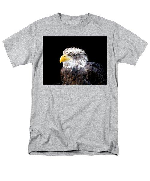 I Am The Law Men's T-Shirt  (Regular Fit)