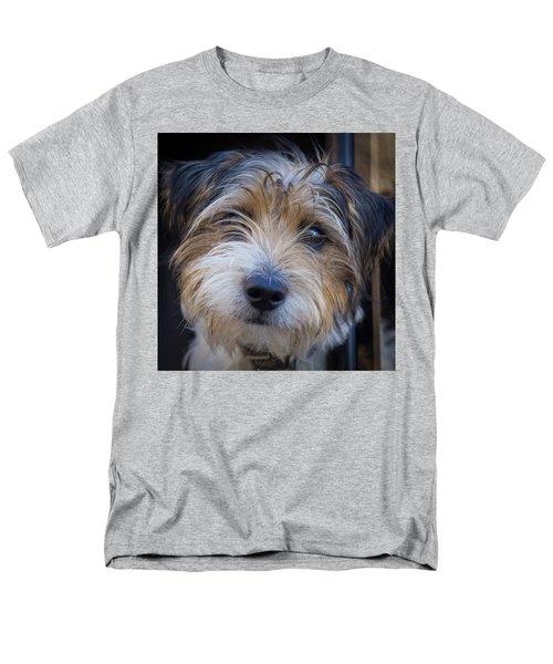 I Can See You Men's T-Shirt  (Regular Fit) by Doug Harman