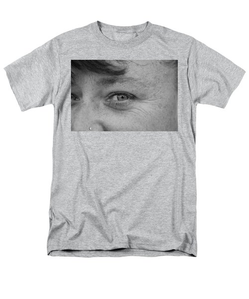 Men's T-Shirt  (Regular Fit) featuring the photograph I See You by Rob Hans