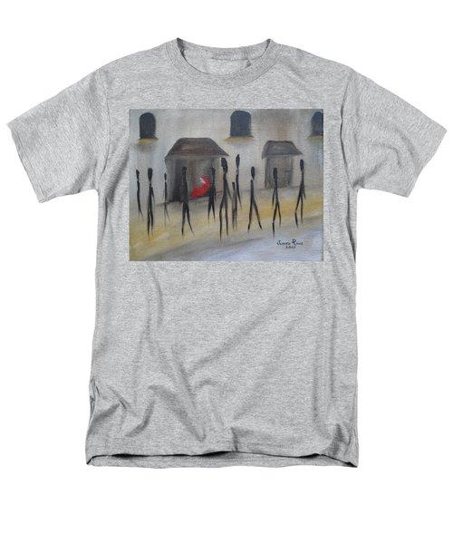 Ignoring The Homeless Men's T-Shirt  (Regular Fit)