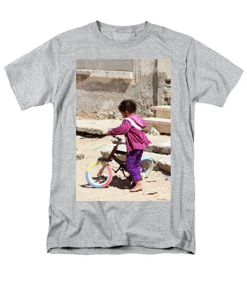 I'll Get It Straight First Men's T-Shirt  (Regular Fit)