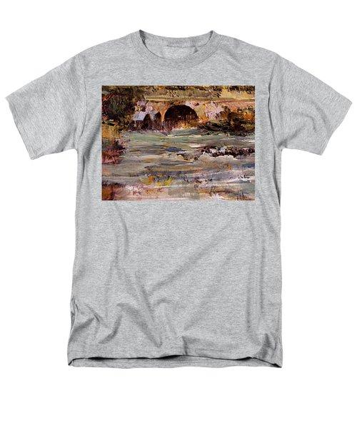 Imaginary Travel Men's T-Shirt  (Regular Fit) by Nancy Kane Chapman