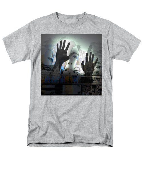 In A Vision, Or In None Men's T-Shirt  (Regular Fit) by Danica Radman
