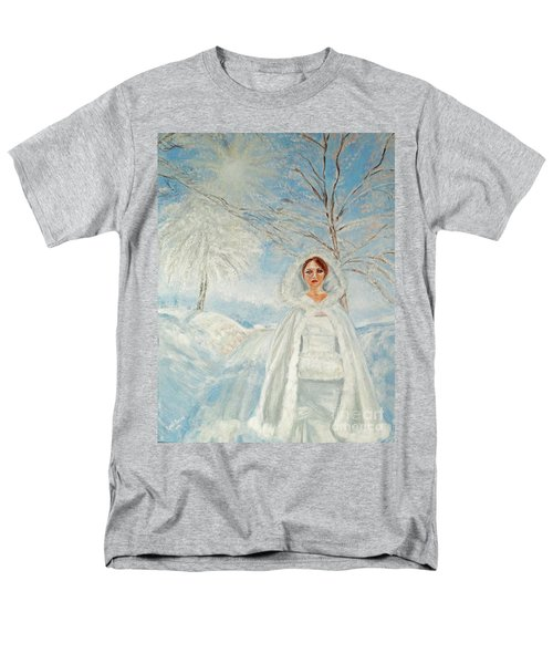 In Beauty I Walk Men's T-Shirt  (Regular Fit) by Lyric Lucas